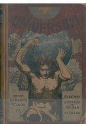 Universum 7. kötet (Háborús kötet) - Dr. Hankó Vilmos - Régikönyvek