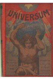 Universum 8. kötet (piros színű,új háborús kötet) - Dr. Hankó Vilmos - Régikönyvek
