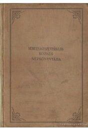 Universum I. kötet (2 kötetben) - A nagyvilágból - Dr. Hankó Vilmos - Régikönyvek