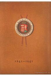 Pesti-Magyar Kereskedelmi-Bank 1841-1941 - Dr. Lamotte Károly - Régikönyvek