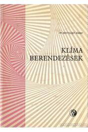Klímaberendezések - Dr. Menyhárt József - Régikönyvek