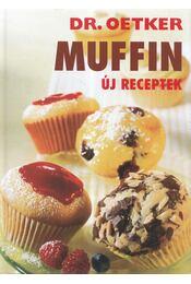 Muffin - Dr. Oetker - Régikönyvek
