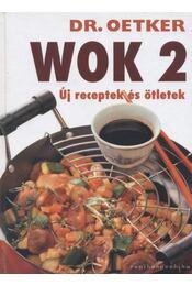 Wok 2 - Dr. Oetker - Régikönyvek