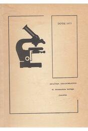 Biológia gyakorlatok IV. - Dr. Valu Gabriella - Régikönyvek