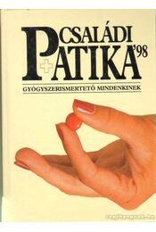 Családi patika '98 - Dr. Varró Mihály, Dr. Varróné Baditz Márta - Régikönyvek