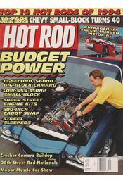 Hot Rod 1994. December - Drew Hardin - Régikönyvek