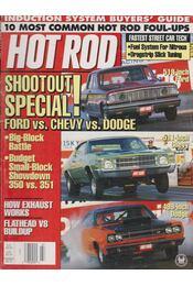 Hot Rod 1995. July - Drew Hardin - Régikönyvek