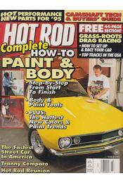 Hot Rod 1995. March - Drew Hardin - Régikönyvek