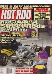 Hot Rod 1995. May - Drew Hardin - Régikönyvek