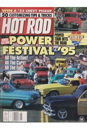 Hot Rod 1995. September - Drew Hardin - Régikönyvek