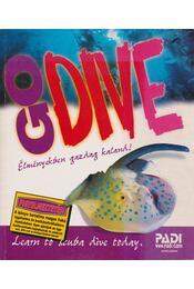 GO DIVE- Nyíltvízi búvár kézikönyv - Drew Richadson - Régikönyvek