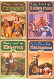A Morland Dinasztia története I-IV. - Cynthia Harrod-Eagles - Régikönyvek