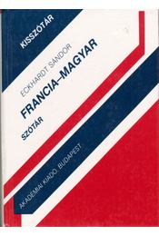Francia-magyar szótár - Eckhardt Sándor - Régikönyvek