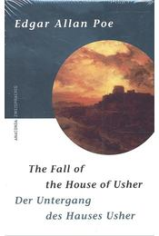The Fall of the House of Usher – Der Untergang des Hauses Usher - Edgar Allan Poe - Régikönyvek