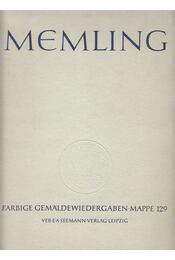 Memling - Edit Trost - Régikönyvek