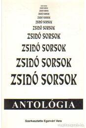 Zsidó sorsok - Egervári Vera - Régikönyvek