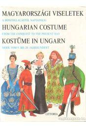 Magyarországi viseletek - Ék Erzsébet - Régikönyvek