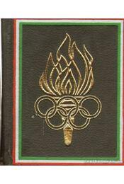 Olimpiai győzteseink (mini) - Elbert György, Kahlich Endre - Régikönyvek