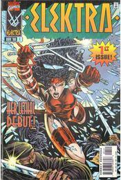 Elektra Vol. 1. No. 1 - Milligan, Peter, Deodato, Mike Jr. - Régikönyvek