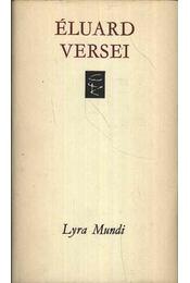 Paul Eluard versei - Éluard, Paul - Régikönyvek