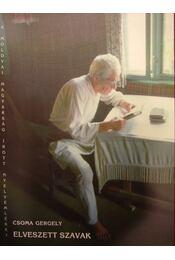 Elveszett szavak - Csoma Gergely - Régikönyvek