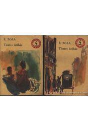 Tisztes úriház I-II. kötet - Émile Zola - Régikönyvek