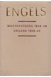 Magyarország 1848-49 (mini) - Engels - Régikönyvek