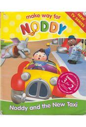 Noddy and the New Taxi - Enid Blyton - Régikönyvek