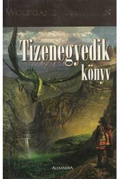 A tizenegyedik könyv - Enwor, Wolfgang Holhbein - Régikönyvek