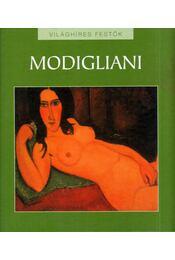 Amadeo Modigliani - Eperjessy László - Régikönyvek