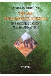 The Man Who Harvests Sunshine - Erdélyi András - Régikönyvek