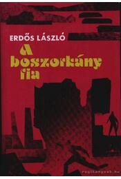 A boszorkány fia - Erdős László - Régikönyvek