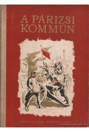 A Párizsi Kommün - Erényi Tibor, Aranyossi Magda - Régikönyvek