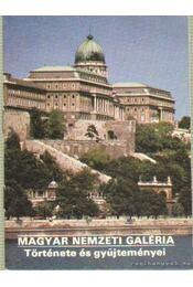 Magyar Nemzeti Galéria - Története és gyűjteménye - Éri Gyöngyi - Régikönyvek