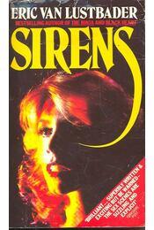 Sirens -  ERIC VAN LUSTBADER - Régikönyvek
