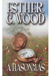 A hasonmás - Esther G. Wood - Régikönyvek