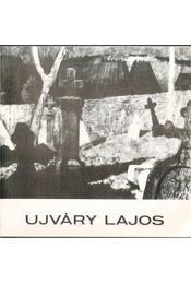 Meghívó Ujváry Lajos festőművész kiállításának megnyitására (dedikált) - Fábián Gyula - Régikönyvek