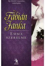 Emma szerelme - Fábián Janka - Régikönyvek