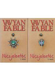 Nászjelentés I-II. - Fable, Vavyan - Régikönyvek
