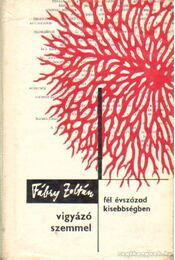 Vigyázó szemmel - Fábry Zoltán - Régikönyvek