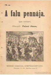 A falu pennája - Falusi János - Régikönyvek