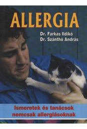 Allergia - Farkas Ildikó, Szánthó András - Régikönyvek