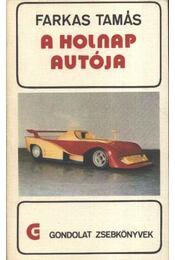 A holnap autója - Farkas Tamás - Régikönyvek