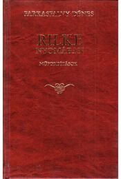 Rilke nyomában - Farkasfalvy Dénes - Régikönyvek
