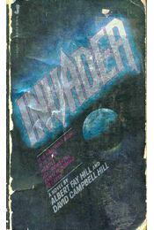 Invader - Fay Hill, Albert, Campbell Hill, David - Régikönyvek