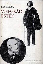 Visegrádi esték - Féja Géza - Régikönyvek