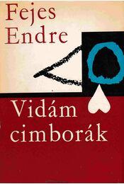 Vidám cimborák - Fejes Endre - Régikönyvek