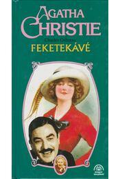 Feketekávé - Agatha Christie - Régikönyvek