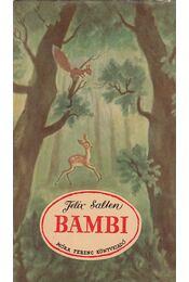 Bambi - Felix Salten - Régikönyvek