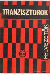 Félvezetők, tranzisztorok - Régikönyvek